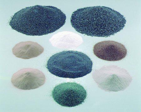 Cát kỹ thuật cho phun cát tẩy rỉ