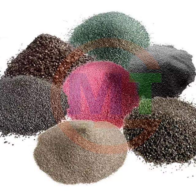 Các loại cát kỹ thuật